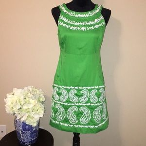 Lilly Pulitzer Jaqueline dress in green 💚